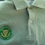 Badge on Polo Shirt