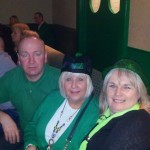 George, Karen & Susan (St. Pat's Night 2013)