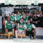 Alones House (Aegina) 2001 v AEK Athens (away) The Game That Never Was!