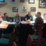 Branch Meeting (28 Sept 2012)