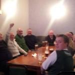 Branch Members (Hibs Club February 2013)