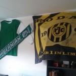 Room of Roda JC's son