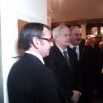 Pat Fenlon, Pat Stanton & Rod Petrie